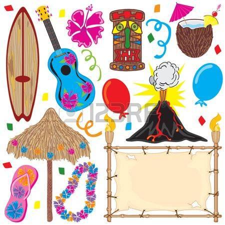 188 Hawaiian Guitar Cliparts, Stock Vector And Royalty Free.