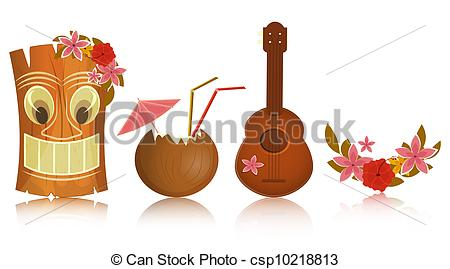 Hawaii guitar Vector Clipart EPS Images. 142 Hawaii guitar clip.