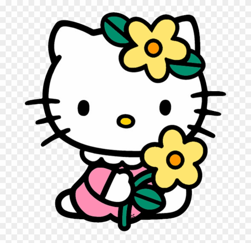 Permalink To Hello Kitty Clipart Snowman Clipart.