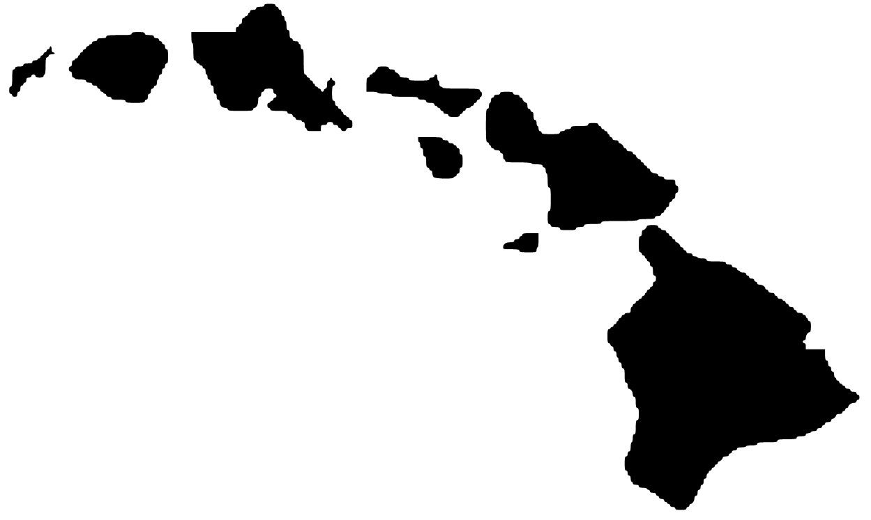 Hawaiian Islands.