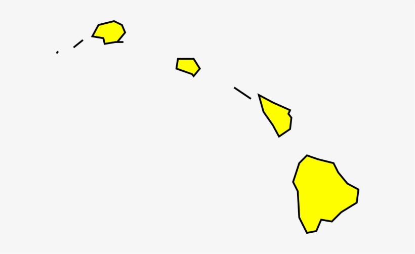 Hawaiian Islands Clipart.