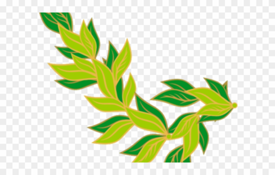 Hawaiian Leaf Clip Art.