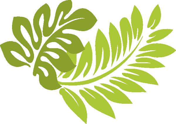 Hibiscus Leaf Clipart.
