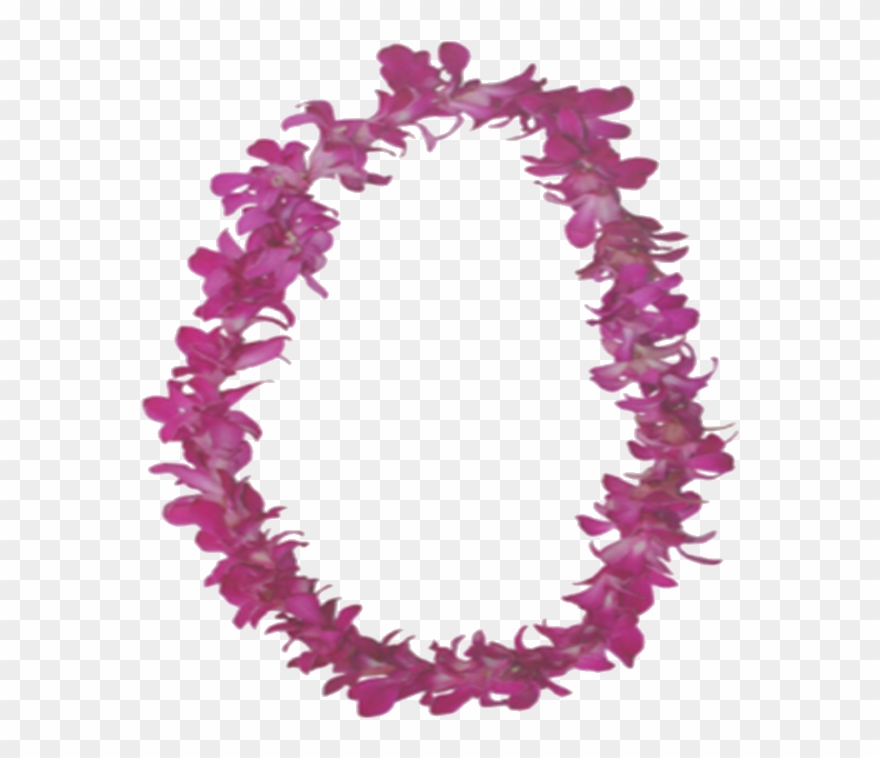 Flower Lei Png.
