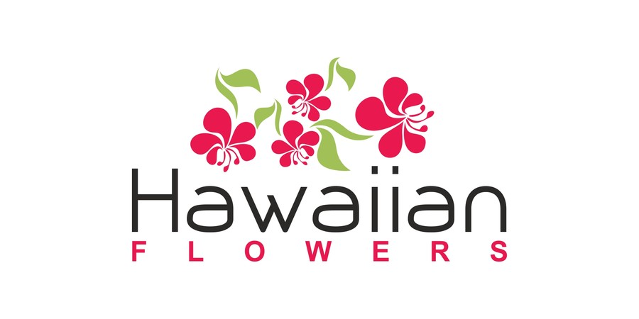 Entry #2 by Bros03 for Design a Logo Hawaiian Flowers.