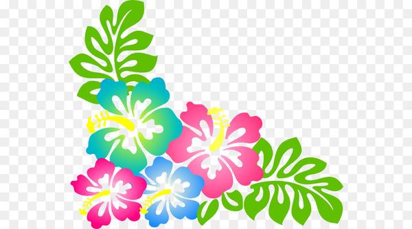 Blue Hawaii Cuisine of Hawaii Luau Clip art.