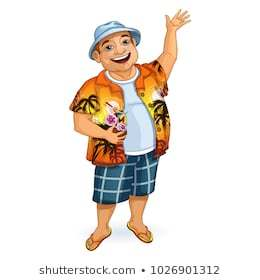 Hawaiian man clipart 4 » Clipart Portal.