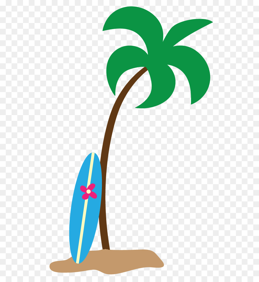 Palm Tree Background clipart.
