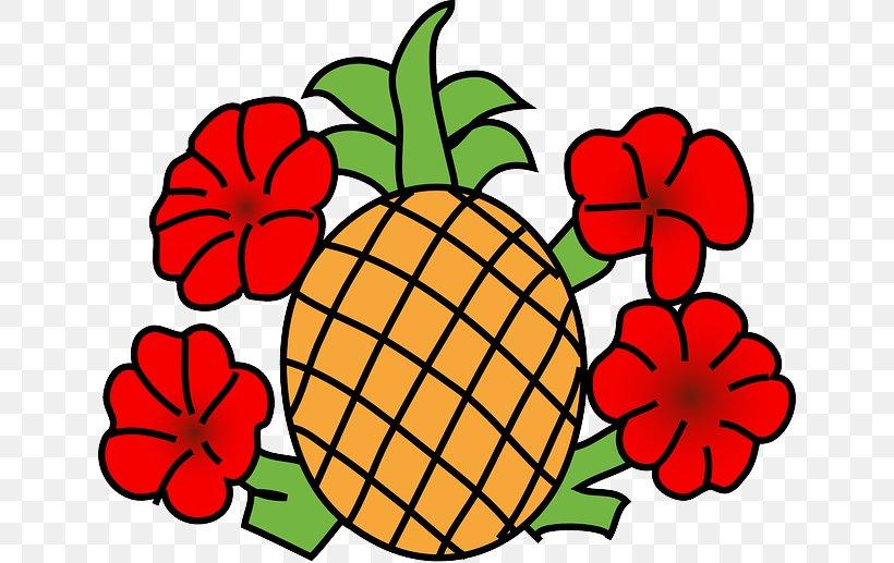 Hawaiian Pizza Pineapple Clip Art, PNG, 640x517px, Hawaiian.