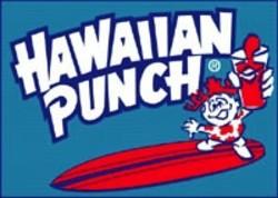 Hawaiian punch Logos.