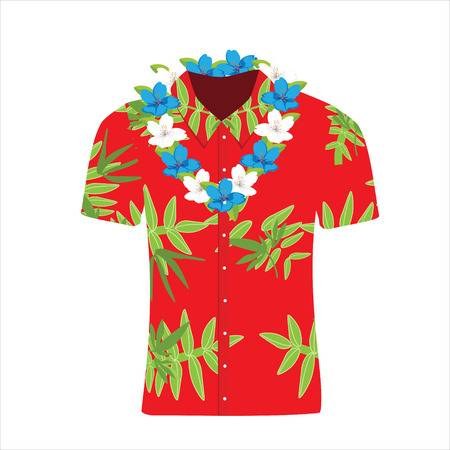 2,920 Hawaiian Shirt Stock Illustrations, Cliparts And Royalty Free.