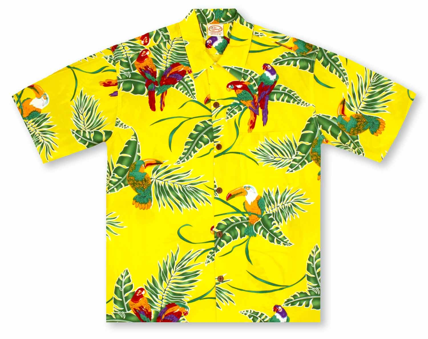 Best Hawaiian Shirt Clip Art #19371.