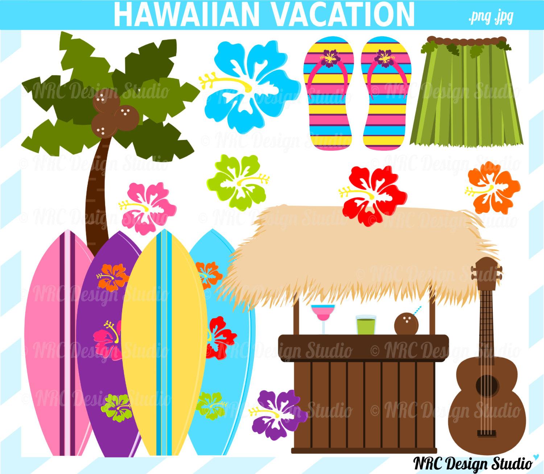 Hawaiian Bar Clipart.