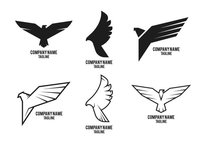 Hawk Logo Company.