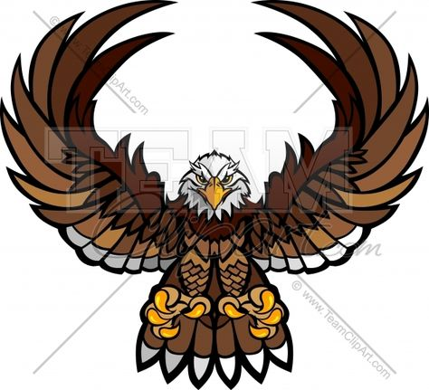 Eagle Wings Clipart Clipart Panda Free Clipart Images.