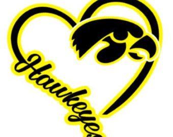 iowa hawkeye logo clip art #15.