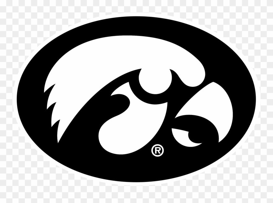Iowa Hawkeyes Logo Png Clipart (#1424165).