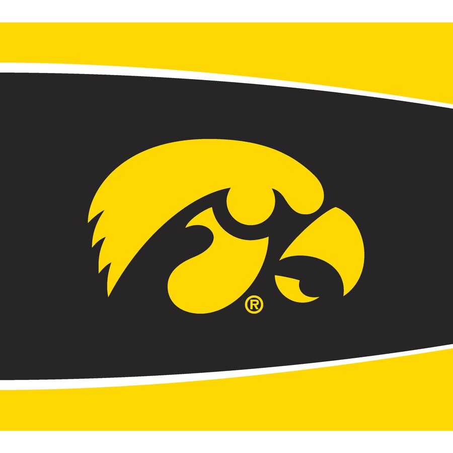 Iowa Hawkeyes 7\' x 8\' 2.