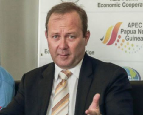 Call for talks with APEC's Hawkins.