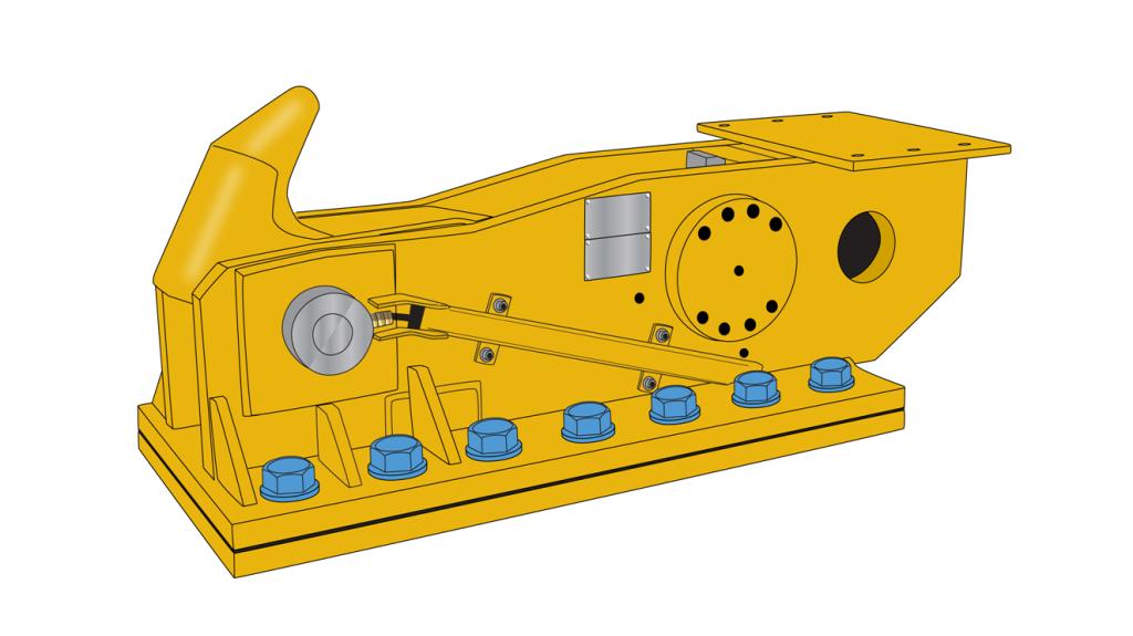 Hawser Hooks for FSO & FPSO.