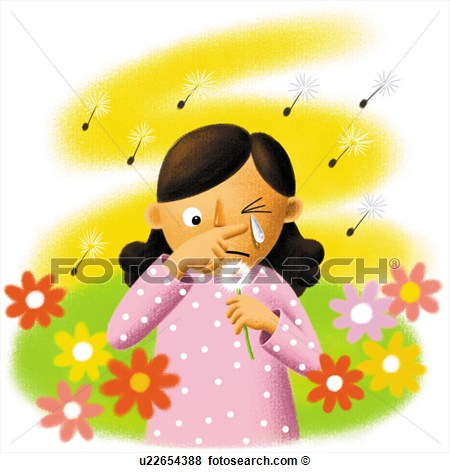 Hay fever clipart - Clipground