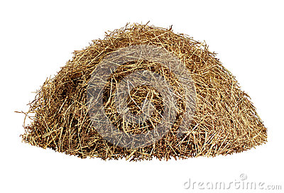 Pile Of Hay Clipart.
