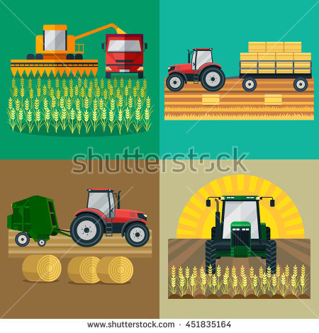 Hay Stock Images, Royalty.