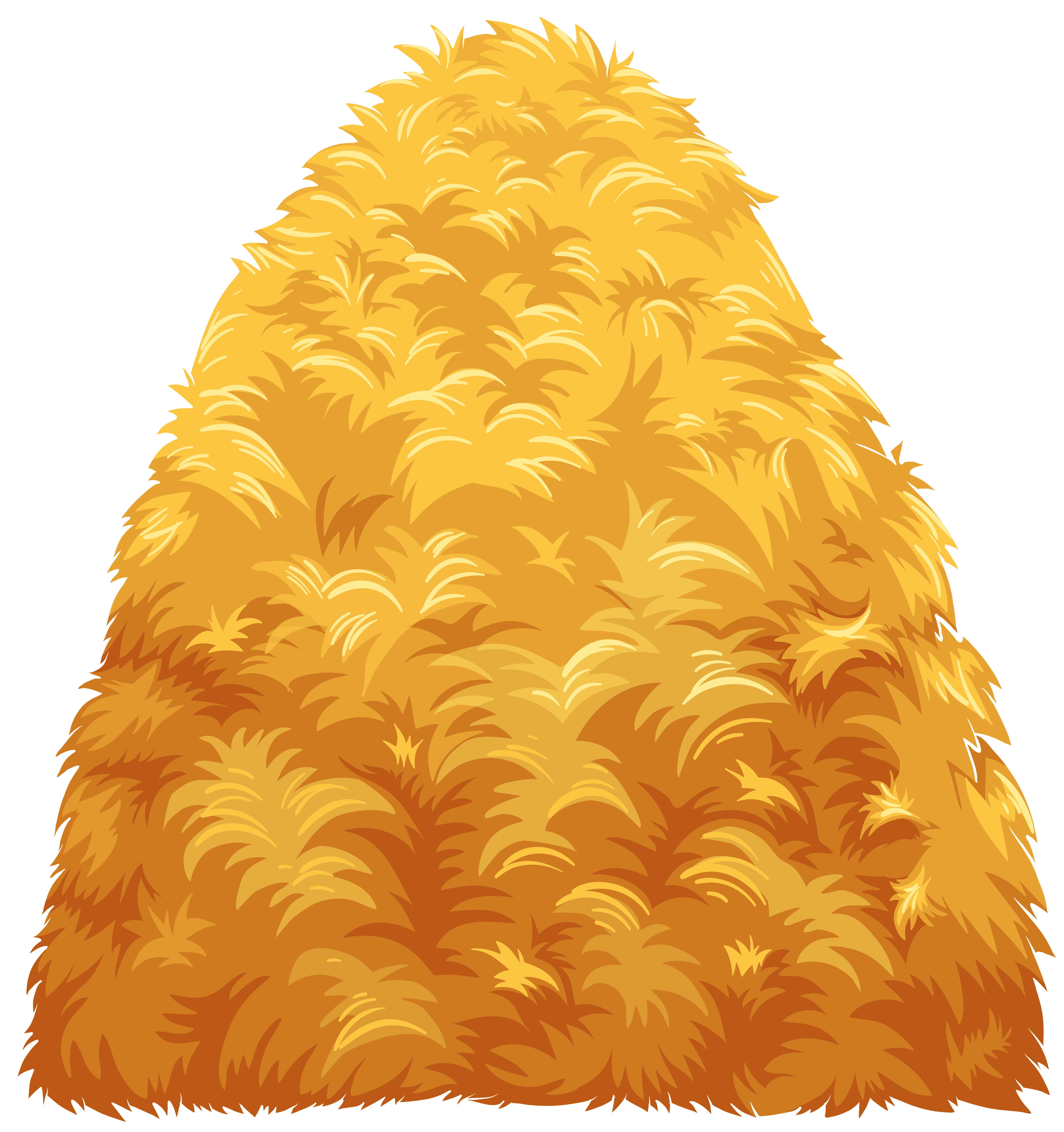 Haystack PNG Clipart Image.