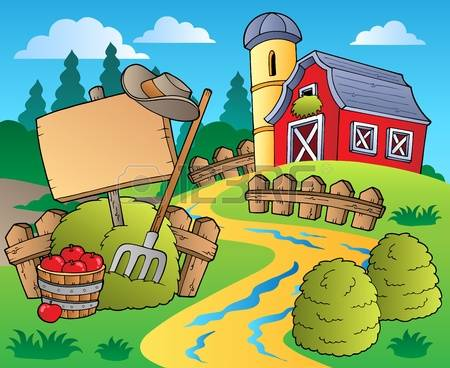 114 Hayfield Stock Illustrations, Cliparts And Royalty Free.