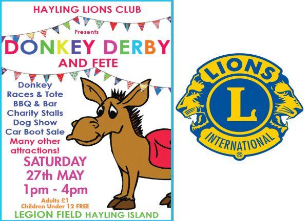 Hayling Island Lions Club.