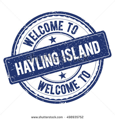 Hayling Island Stock Photos, Royalty.