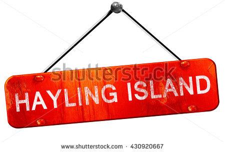 Hayling Island Stock Photos, Royalty.