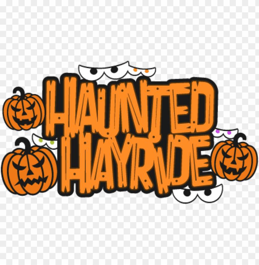 haunted hayride psa.