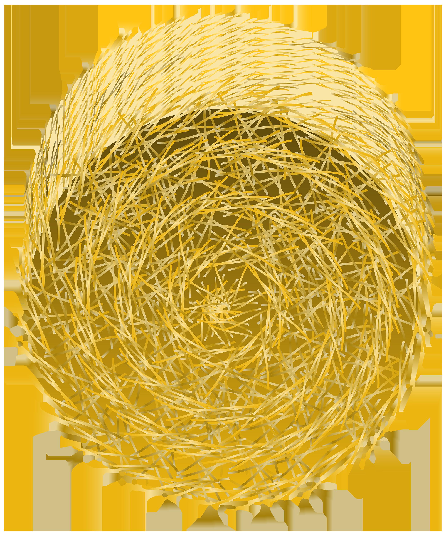 Haystack PNG Clip Art Image.
