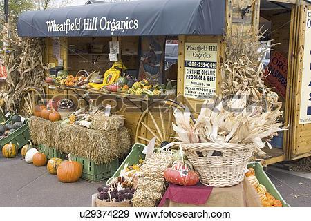 Stock Photograph of hayward, vegetables, shop, outdoor, sale.