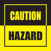 Hazards clipart #13