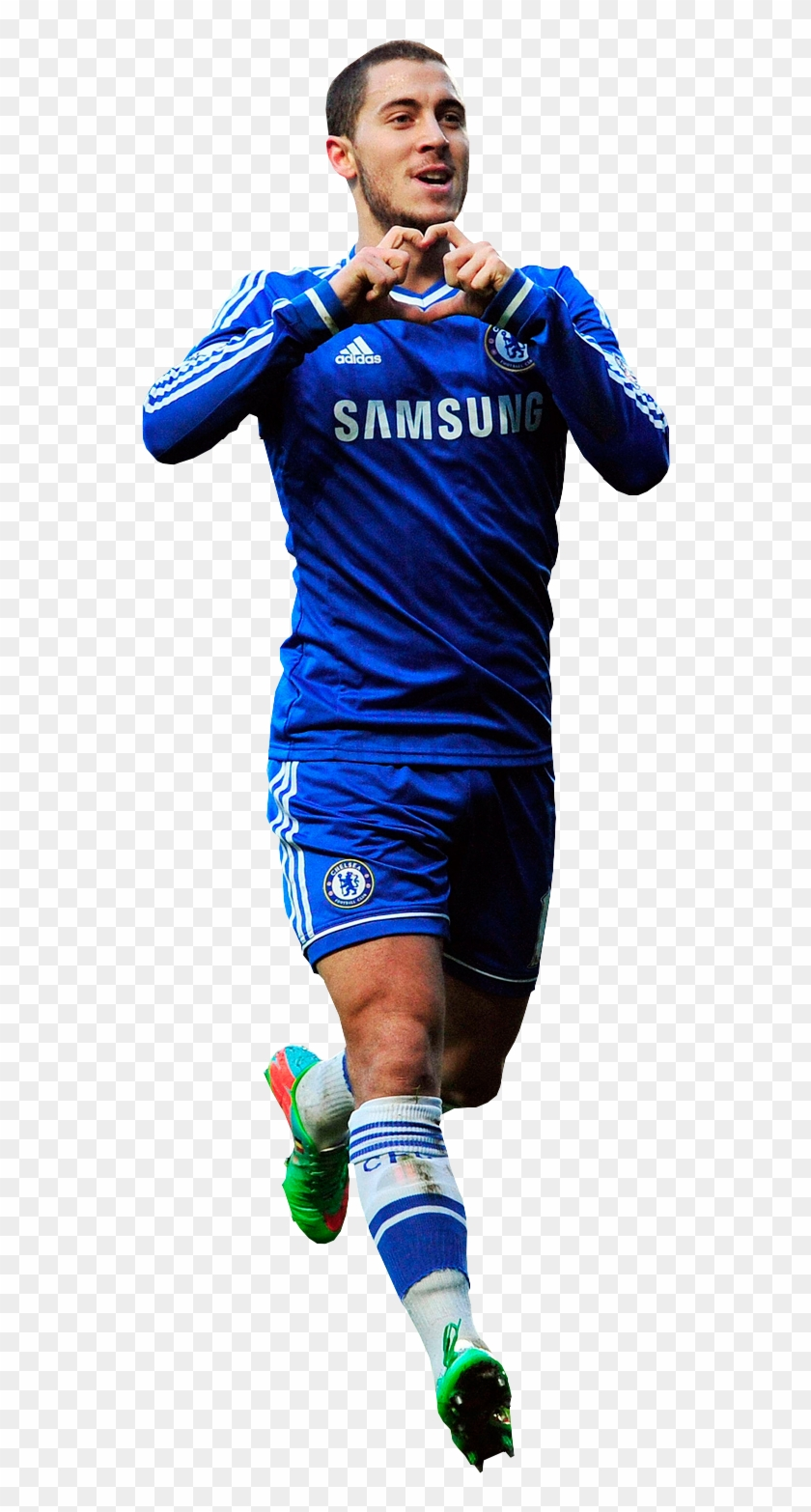 Eden Hazard Of Chelsea Fc Is On The 2013.