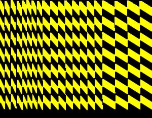 Hazard Stripes Variety Clip Art at Clker.com.