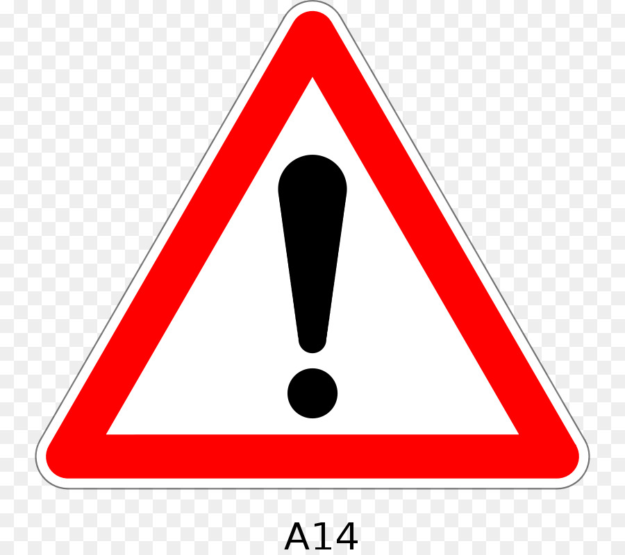 Hazard Symbol Sign png download.