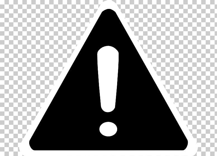 Warning sign Hazard Symbol , Warning Sign PNG clipart.