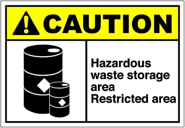 Hazardous Waste Clipart.