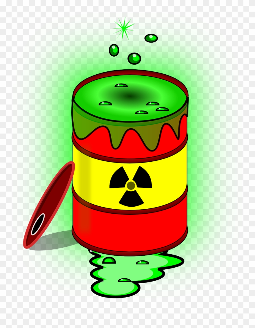 Free Radioactive Waste Clip Art.