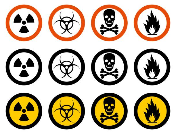 Top 60 Toxic Waste Clip Art, Vector Graphics and Illustrations.