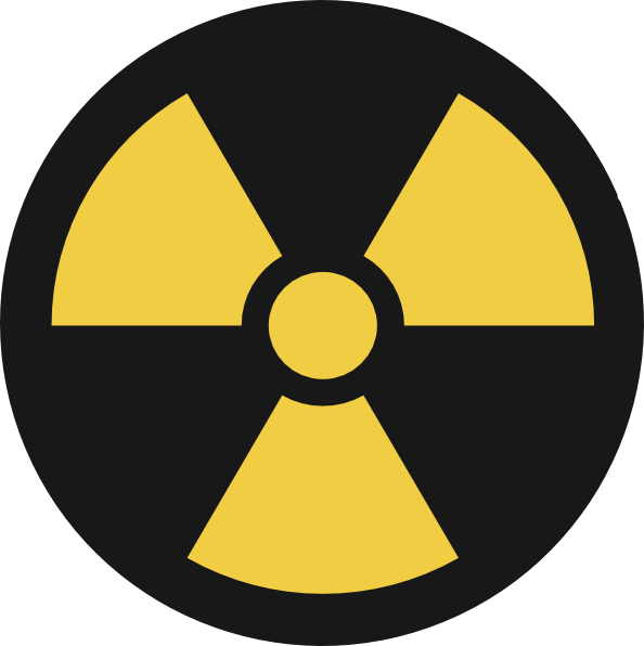Hazardous Waste Symbol.
