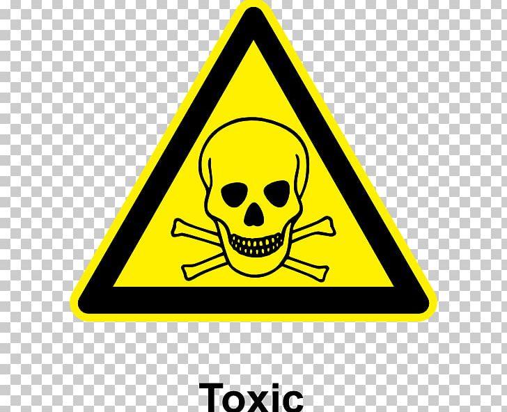 Household Hazardous Waste Toxicity Toxic Waste Hazard Symbol PNG.