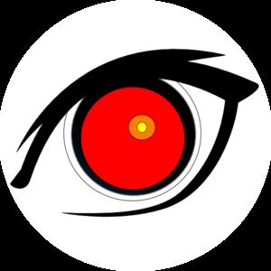 Hazel Eyes Clipart.