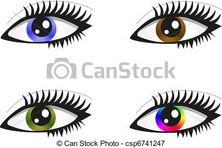 Hazel eyes Clip Art Vector Graphics. 97 Hazel eyes EPS clipart.