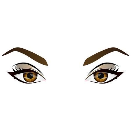 Hazel eyes clipart 1 » Clipart Portal.