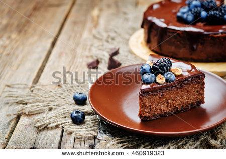 Chocolate Hazelnut Stock Photos, Royalty.