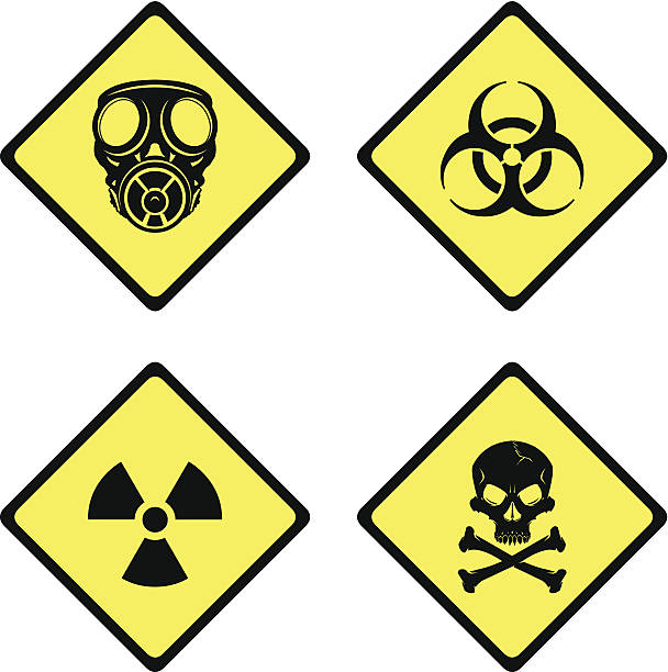 Best Hazmat Illustrations, Royalty.